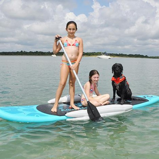 Aqua Marina iSUP - VAPOR Inflatable Stand Up Paddle Board