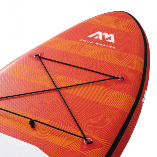 Aqua Marina iSUP - Atlas - Advanced All-Around iSUP, 3.66m/15cm, with paddle and safety leash