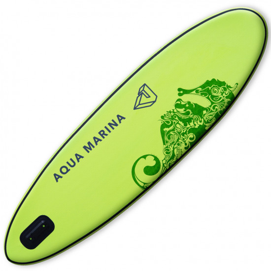 Aqua Marina iSUP - Breeze - All-Around iSUP, 2.75m/12cm, with paddle and safety leash