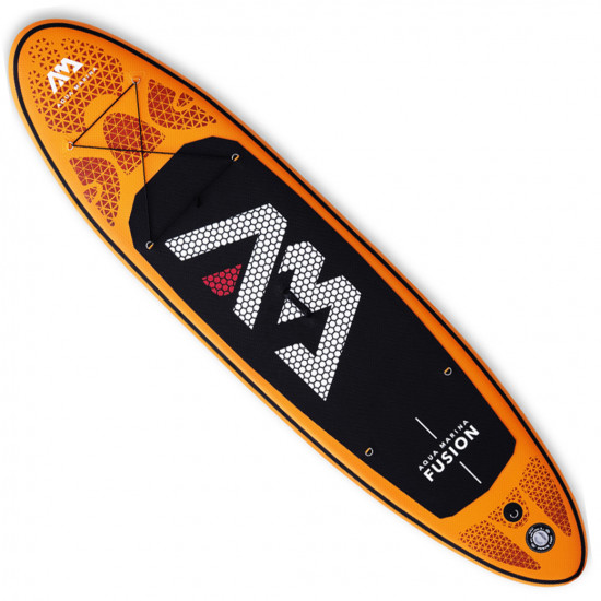 Aqua Marina iSUP - Fusion - All-Around iSUP, 3.15m/15cm, with paddle and safety leash
