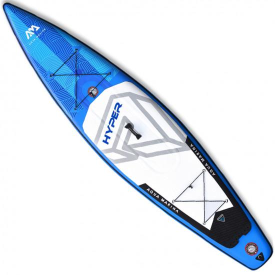 Aqua Marina iSUP - Hyper - Touring iSUP, 3.5m/15cm, with safety leash