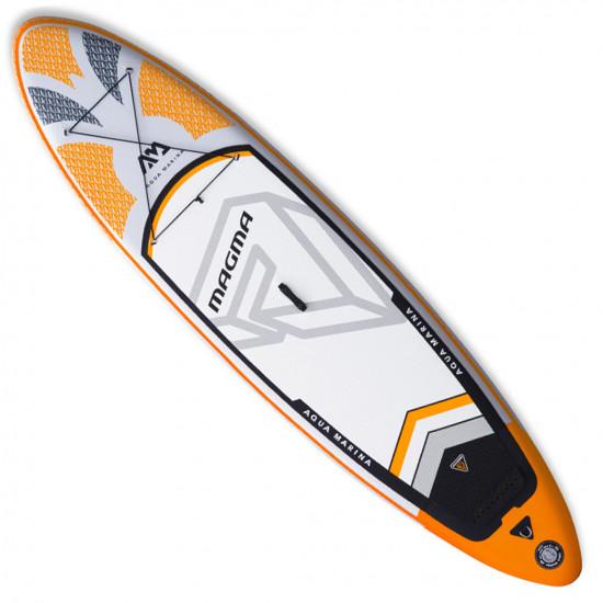 Aqua Marina iSUP - Magma - Advanced All-Around iSUP, 3.3m/15cm, with paddle and safety leash