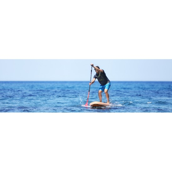 Aqua Marina iSUP - Magma - Advanced All-Around iSUP, 3.3m/15cm, with paddle and safety leash