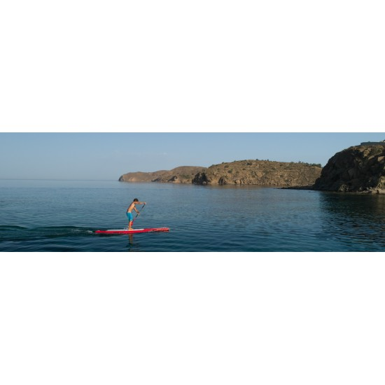 Aqua Marina iSUP - Race - Racing iSUP, 3.81m/15cm, with safety leash