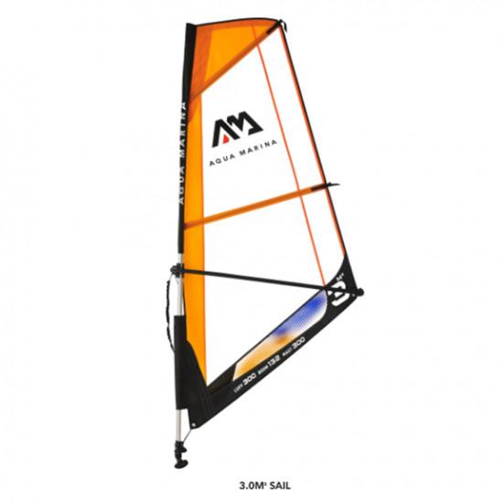 "Aqua Marina ""Blade Sail Rig Package - 3m² Sail Rig"" FOR BLADE ISUP"