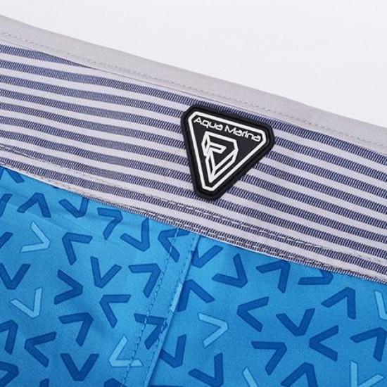 Aqua Marina Men's Board shorts Blue