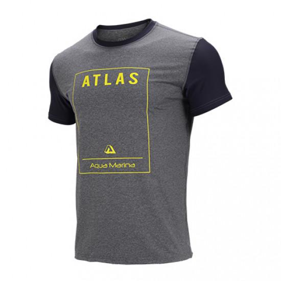 Aqua Marina ATLAS Men's Rashguard Grey