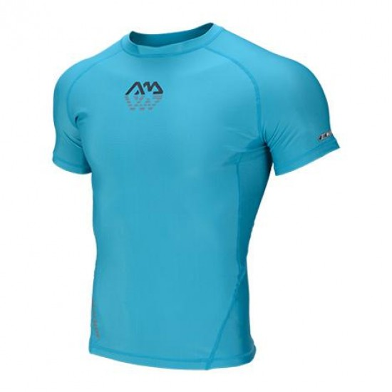 Aqua Marina Men's Rash guard Blue