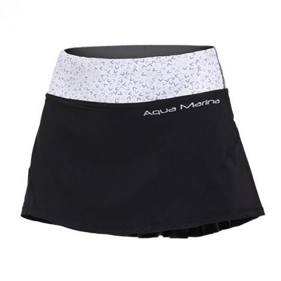 Aqua Marina Women's Beach Skirt  Black
