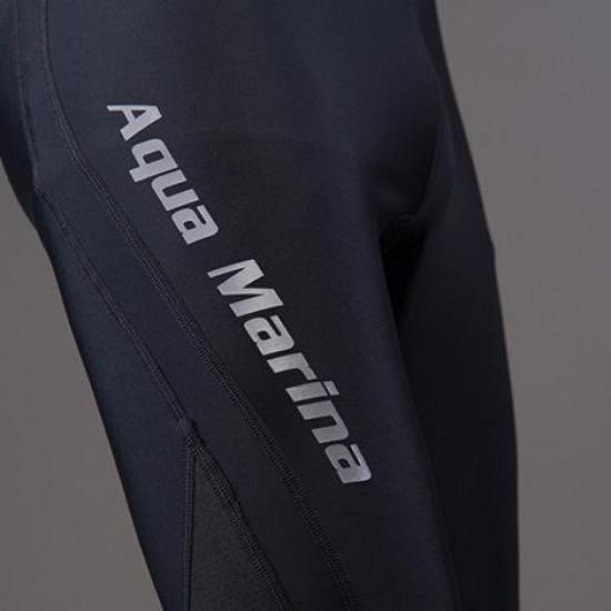 Aqua Marina Men's Rashguard Pant Black