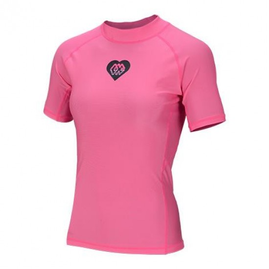 Aqua Marina ALLUV Women's Rashguard Pink
