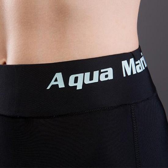 Aqua Marina Women's Rashguard Pant Black