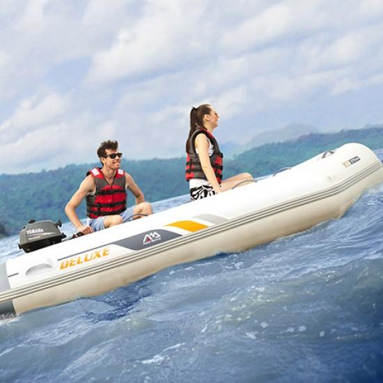 Aqua Marina DELUXE Sports boat. 3.6m with Wooden Floor