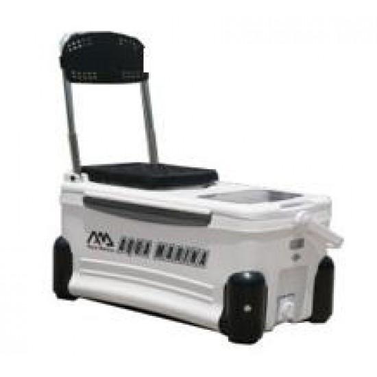 Aqua Marina KOOL iSUP Fishing Cooler with highback support