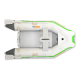 Aqua Marina PIONEER- OP Sail Boat. 2.77m. Aluminum deck,sailing kit