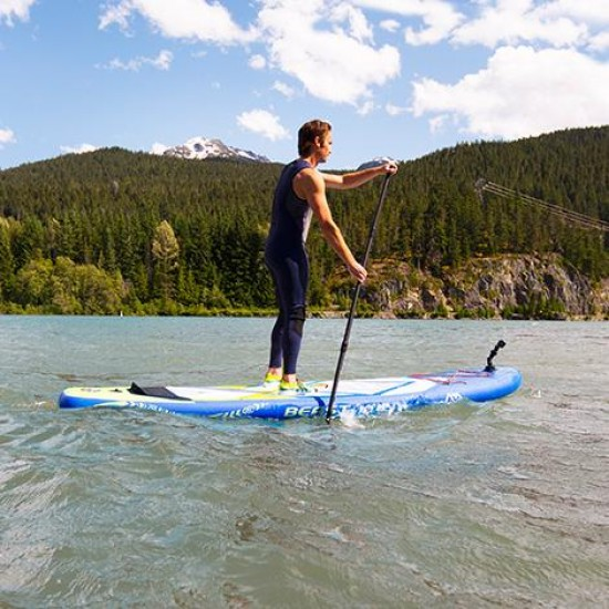 Aqua Marina iSUP - Beast - Advanced All-Around iSUP, 3.2m/15cm, with paddle and safety leash
