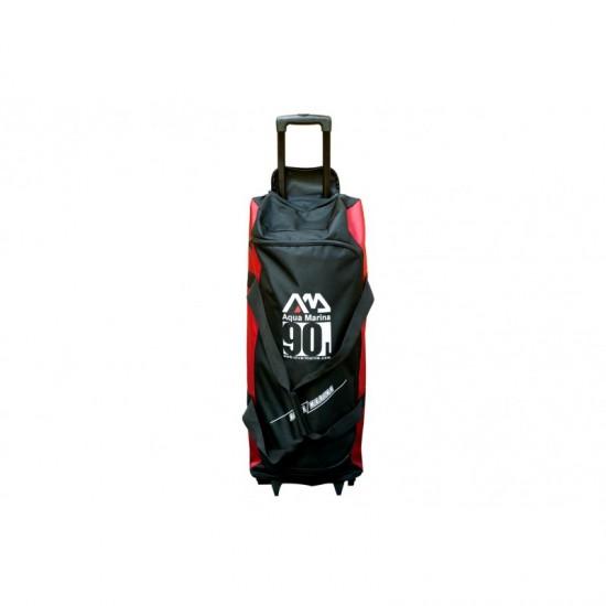 Aqua Marina Luggage Bag with rolling wheel 90L