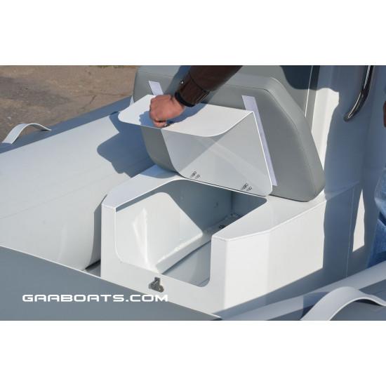 GALA ATLANTIS Deluxe Aluminum tender A500L