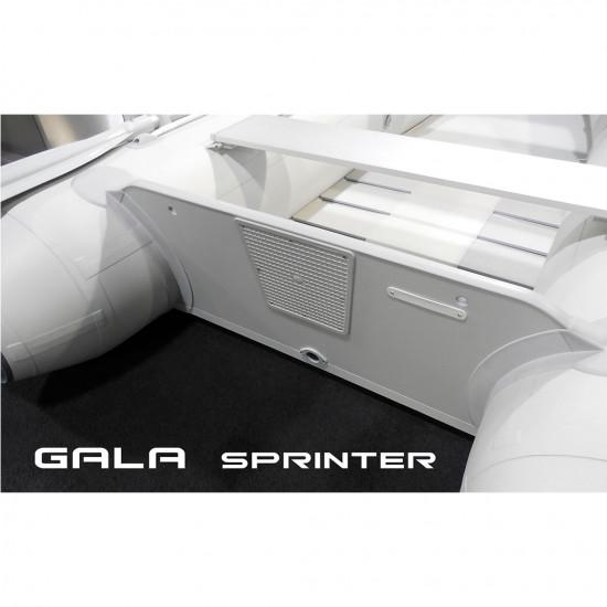GALA SPRINTER SLATTED DECK TENDERS S300